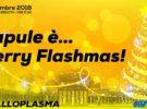 Napule è… Merry Flashmas!