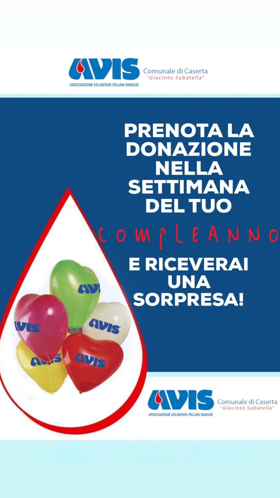 COMPLEANNO IN AVIS!